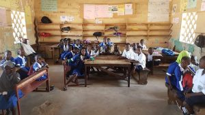 Brufut Lower Basic School needs your assistance