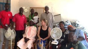 Brufut Health Center receives equipment from CASA-Gambia