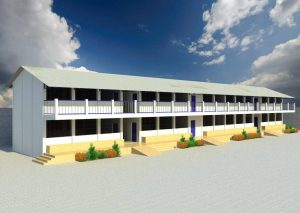 10-classroom expansion started at Brufut Lower Basic School